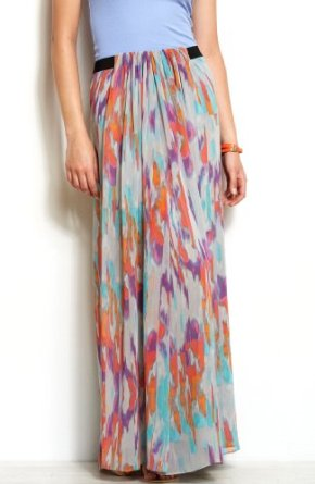 how to wear maxi skirts 20132014 � latest trend fashion