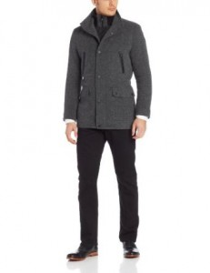 Kenneth Cole Men's Leather Coats