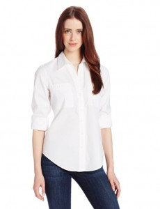 Ladies White Shirt | Is Shirt