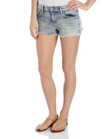 Denim shorts summer 2014