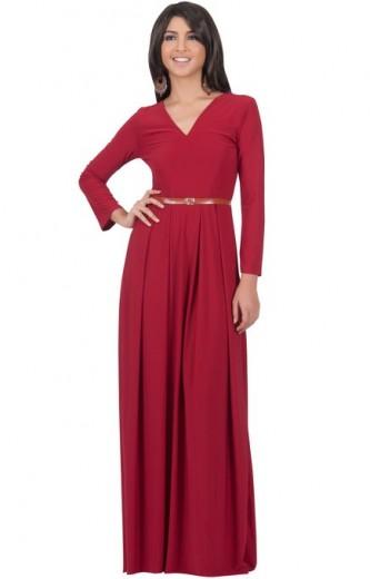 2015 2016 elegant maxi dress