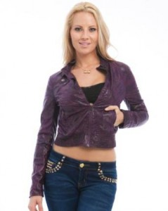 aviator jacket for ladies