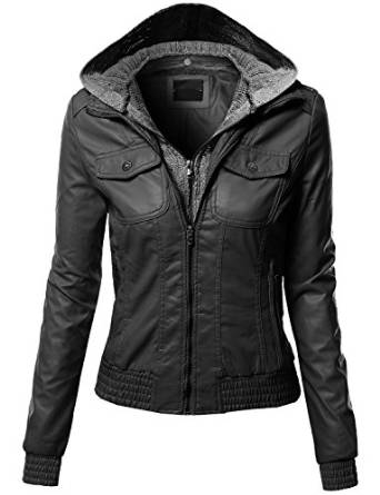 bomber leather jacket for women 2015-2016