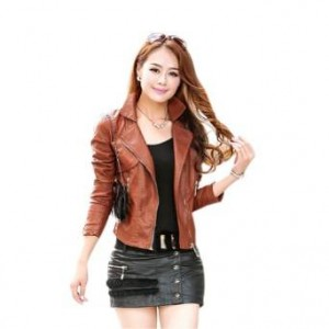 women's leather jacket 2014
