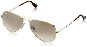 womens Ray Ban aviator sunglasses