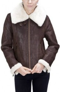 womens aviator leather jacket 2014