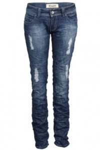 ladies rippes jeans 2014