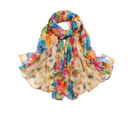 printed scarves 2014