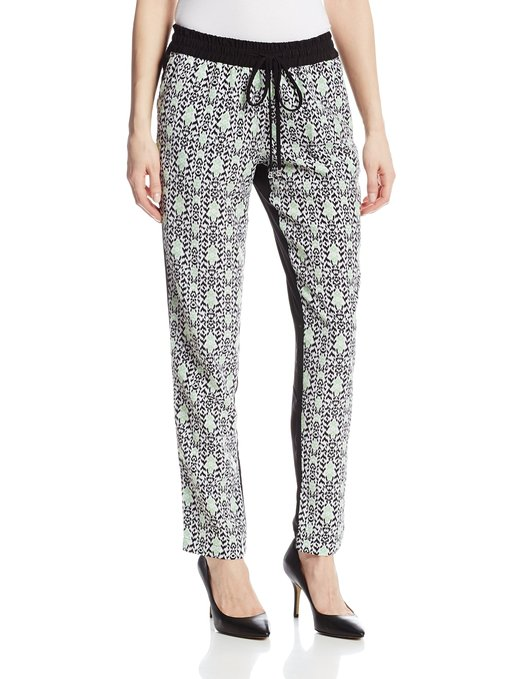 womens printed pants 2014