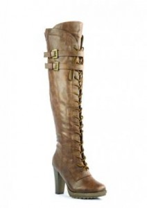 ladies over the knee boot