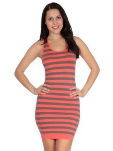 simple mini dress