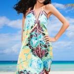 Ladies beach dress 2014-2015