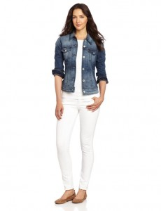 lovely denim jacket 2014