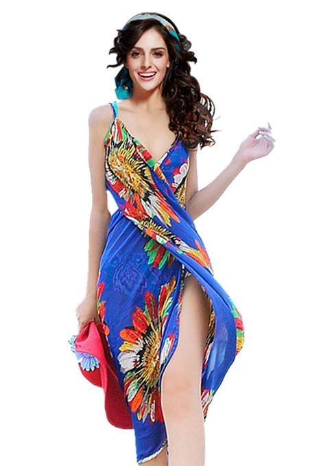 women beach dress