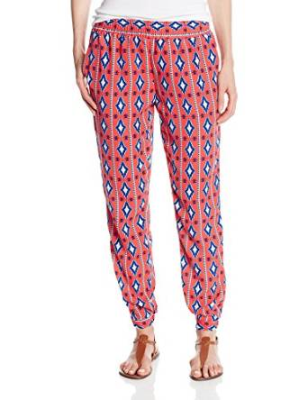 women printed pants
