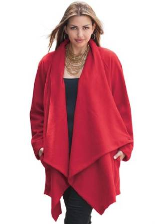 2014-2015 womens swing coat