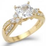 Types of women's rings