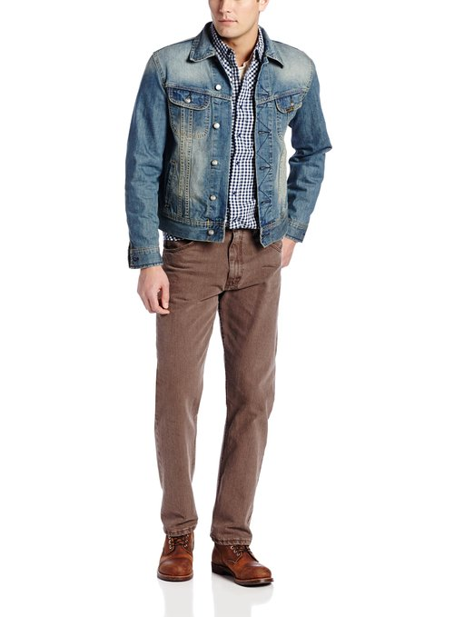 best denim jacket for men 2014-2015