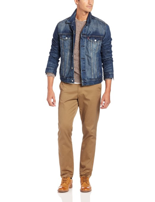 denim jacket for men 2014-2015