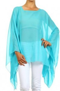 ladies poncho 2014-2015