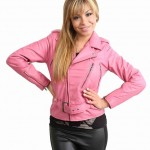 Ladies leather jackets 2014