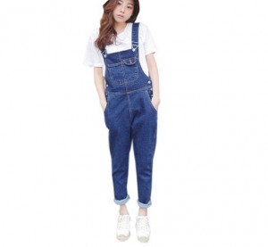 long denim overalls 2014