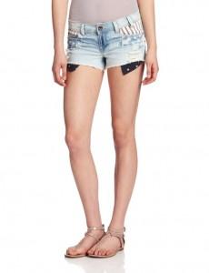 sexy denim ladies shorts