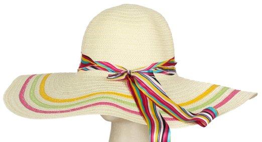 summer floppy sun hat