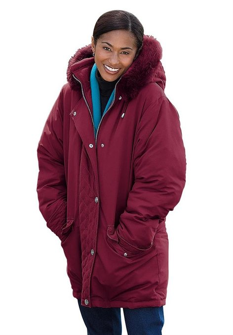 winter coats for ladies 2017-2018