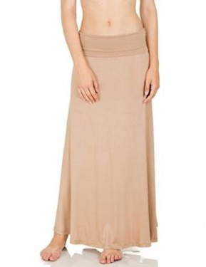 ladies maxi skirt