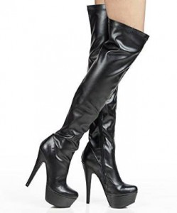 ladies over the knee boots 2014-2015
