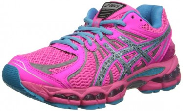 women running shoe