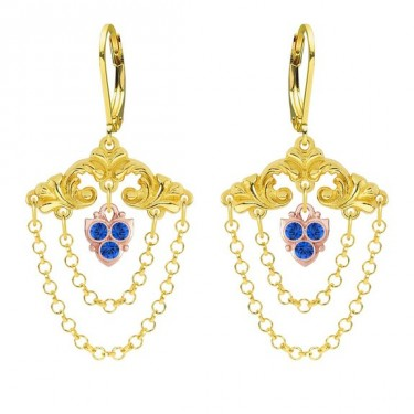 chandelier earrings for ladies 2014-2015