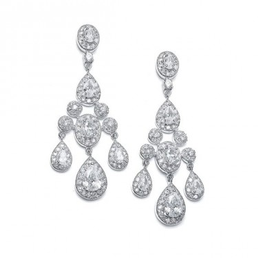 chandelier earrings for ladies