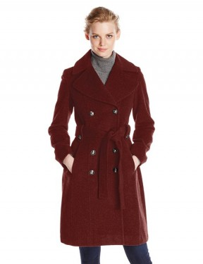double breasted coats for ladies