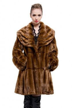 faux fur coat for women 2014-2015