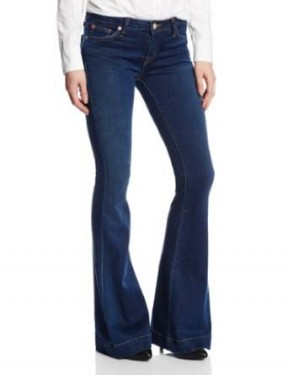 flare jeans for ladies 2014