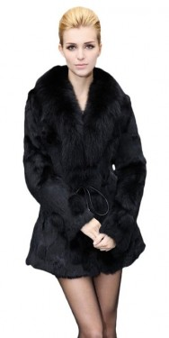 genuine fur coat for women 2014-2015