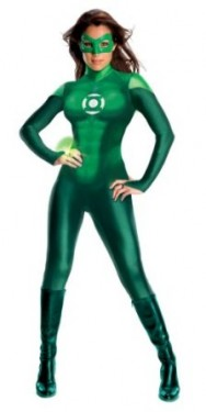 green lantern costumes for women