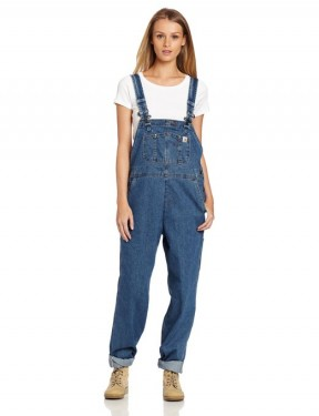 ladies denim jumpsuit