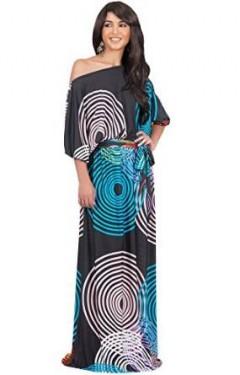 ladies long maxi dress 2014-2015