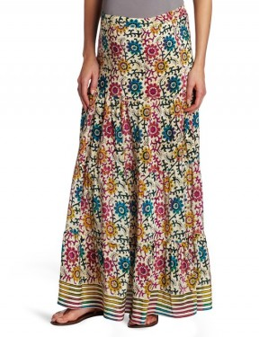 autumn maxi skirt 2014