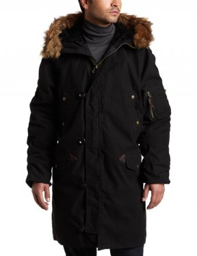 parka for gents 2014-2015
