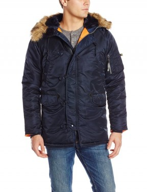 parka's coat for men 2014-2015