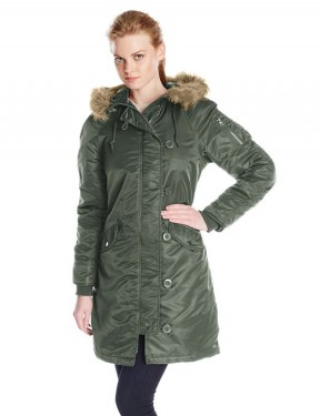 parkas for ladies in winter