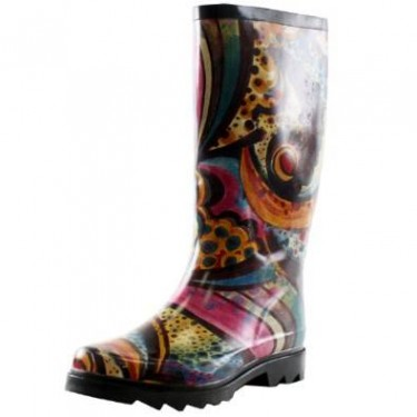 Rain Boots latest trends for 2014-2015