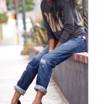 Ladies jeans a must for your fall winter...