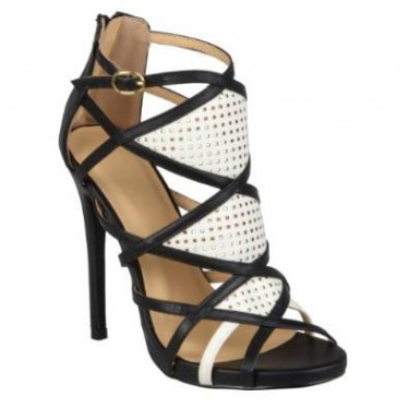strappy pump for women