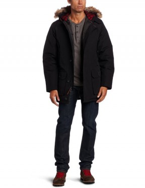 winter parkas for men 2014-2015