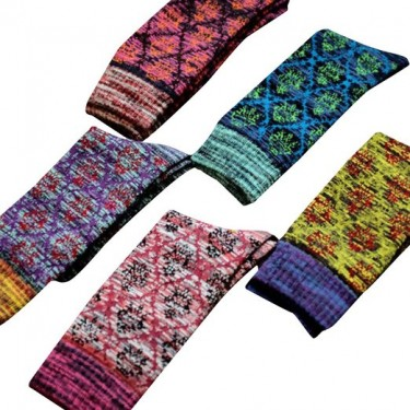 winter socks for ladies 2014-2015